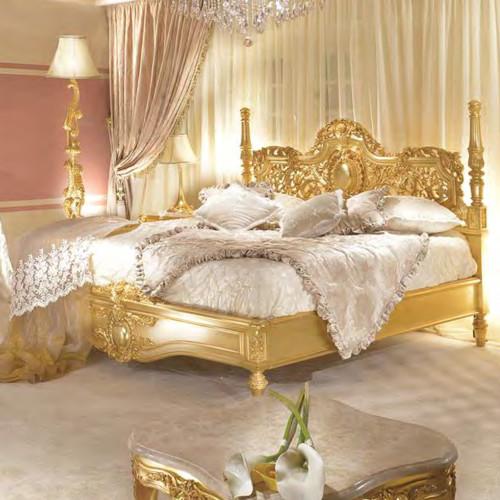 Louis II Bed