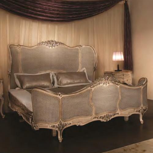 Louis XV Bedroom Bed